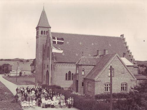 Rosenkranskirke 1939