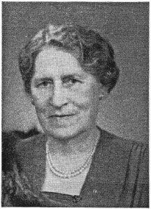Augusta Ramsing (1875-1959)