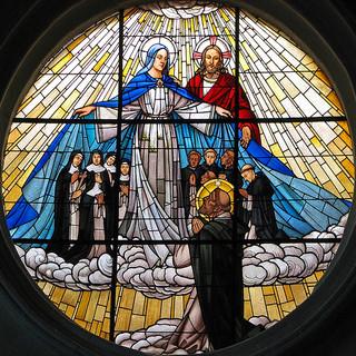 St. Dominikus' drøm