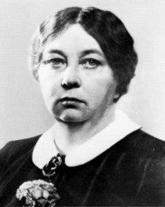 Sigrid Undset (1882-1949)